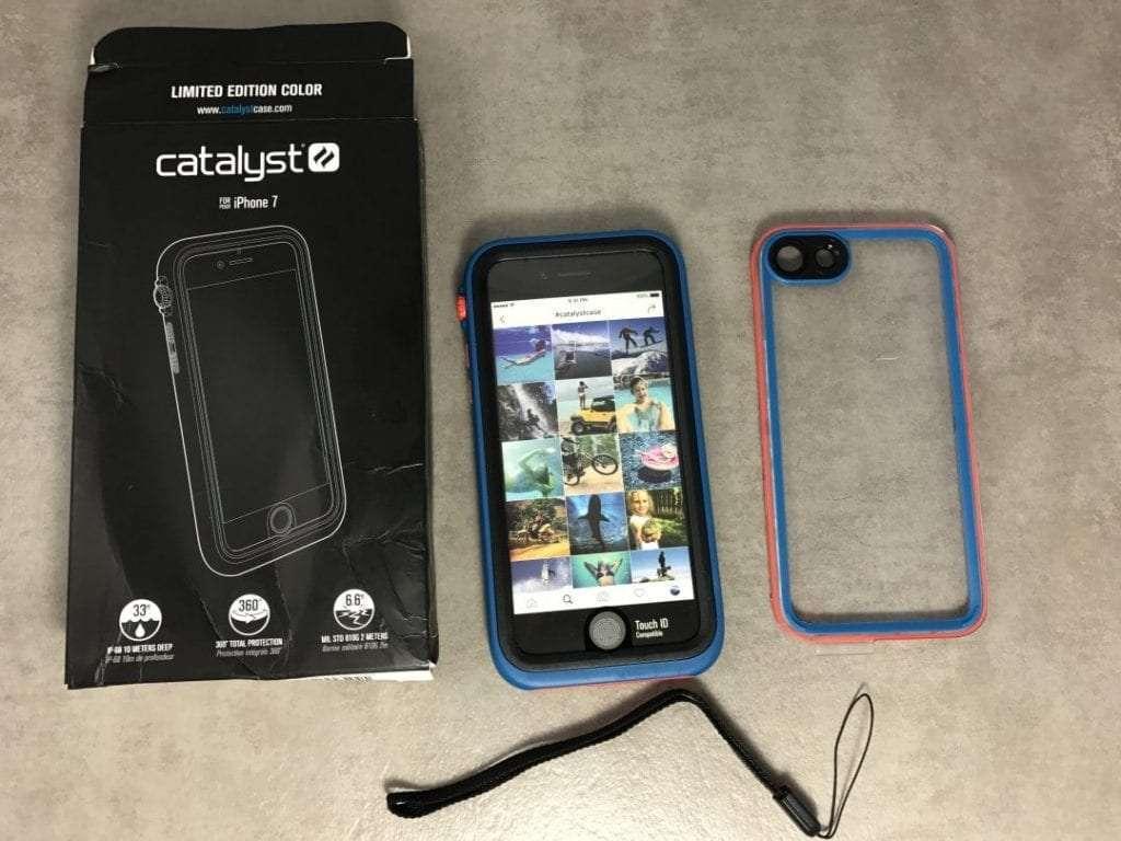 Feature Catalyst iPhone 7