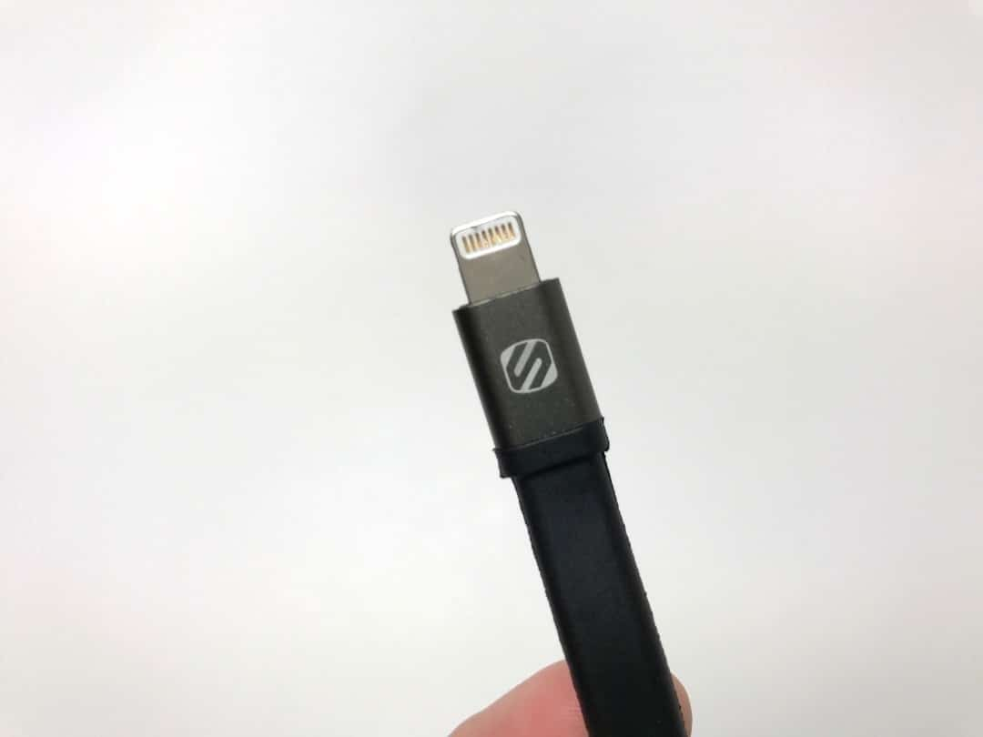 Scosche ClipSync Portable Lightning Charging Cable REVIEW