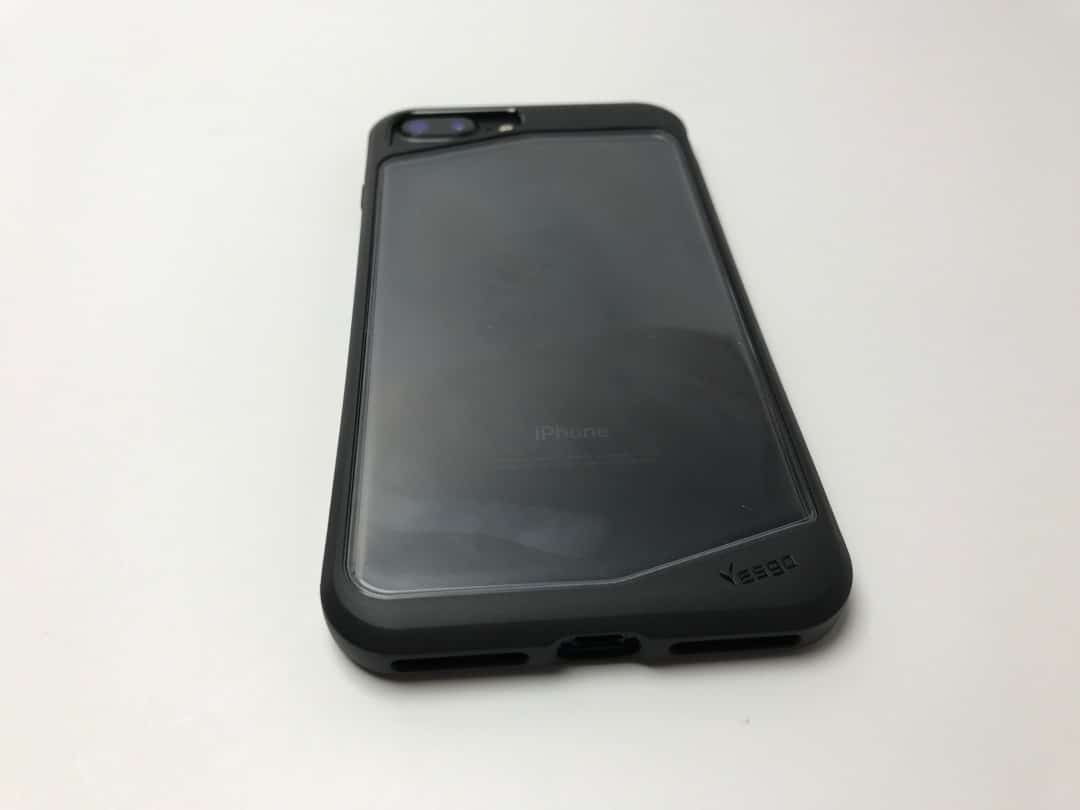 Yesgo Clear Rugged iPhone 7 Plus Case REVIEW