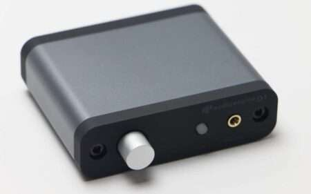 Audioengine D1 DAC Headphone AMP REVIEW