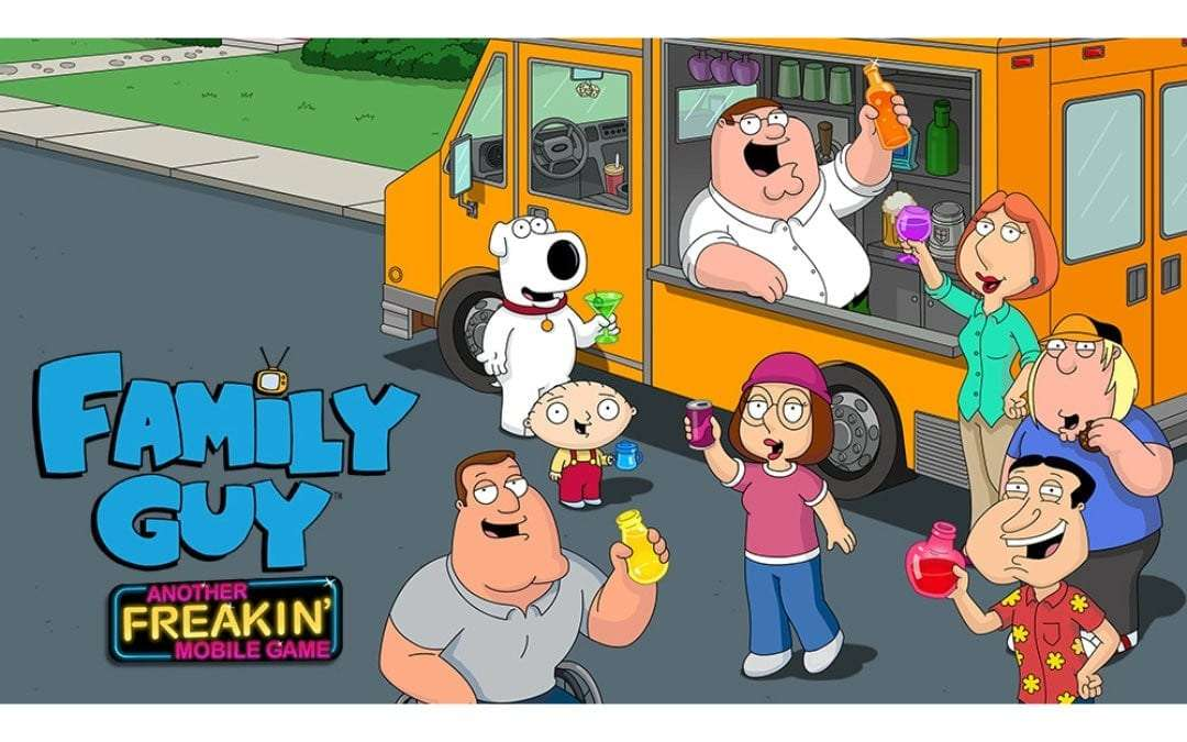 Family Guy Another Freakin' Mobile Game REVIEW