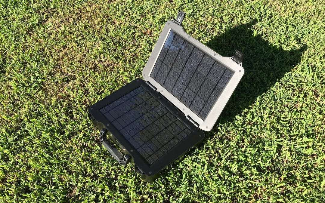 Renogy Phoenix All-in-One Solar Powered Briefcase REVIEW
