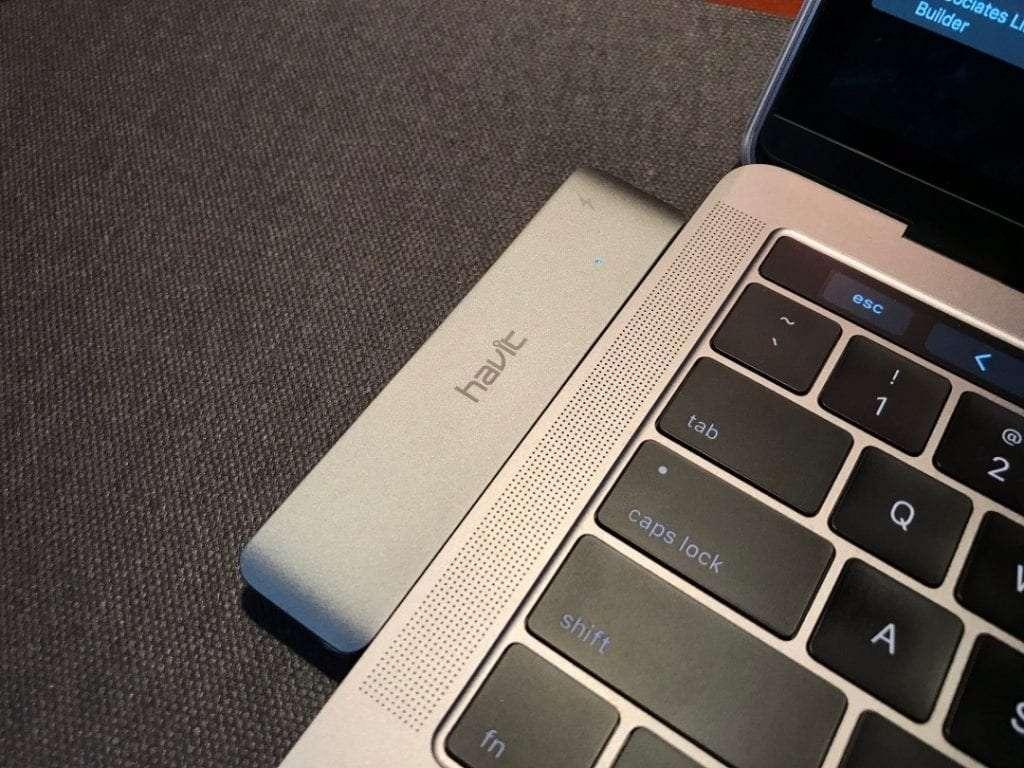 HAVIT Thunderbolt 3 USB-C Hub REVIEW