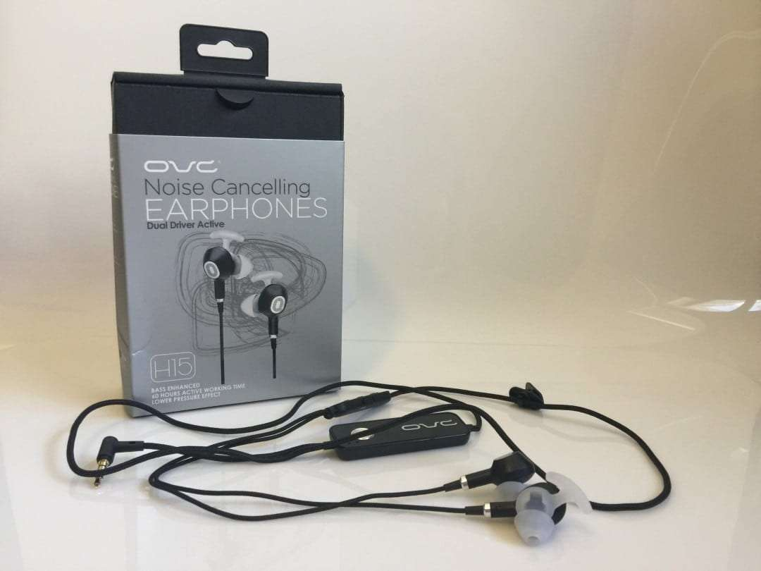 OVC H15 Active Noise Cancelling Earphones