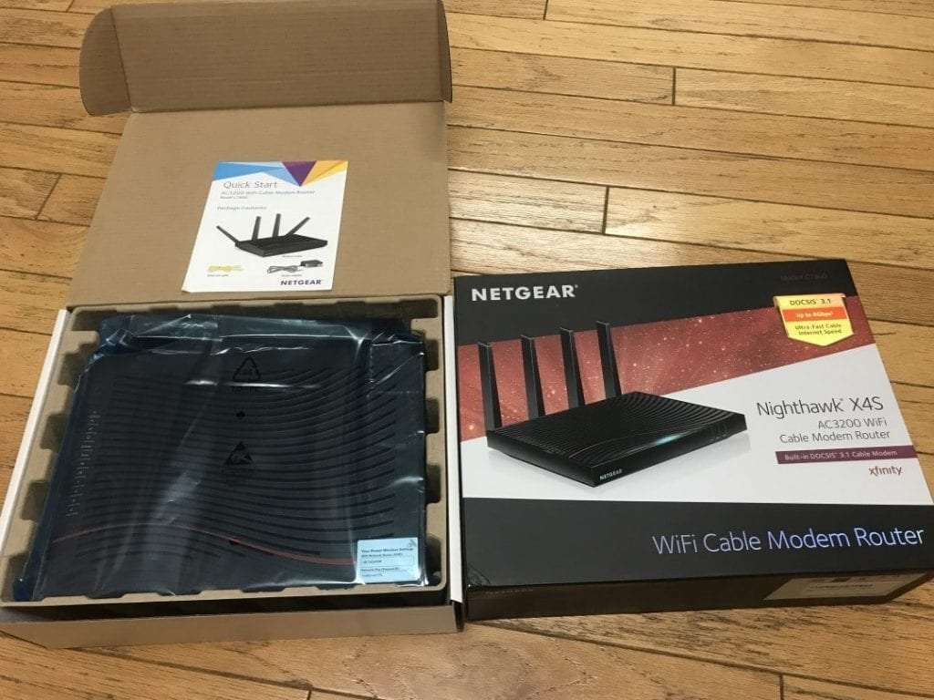 Netgear Nighthawk Package