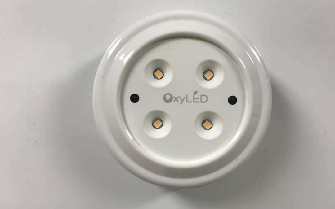 OxyLED Under Cabinet Light REVIEW More uses than you may think ...