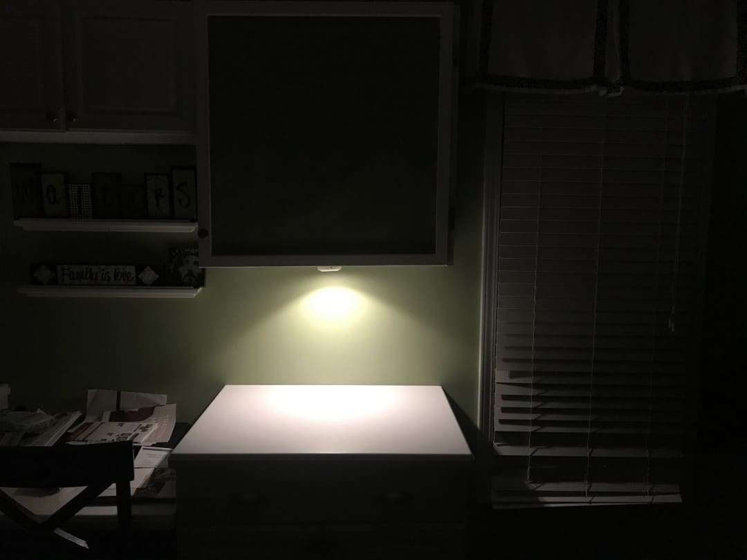 OxyLED Under Cabinet Light REVIEW More uses than you may