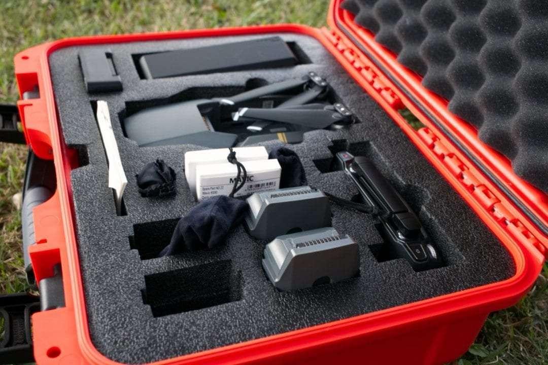 Nanuk 920 Waterproof Hard Case for DJI Mavic Pro REVIEW