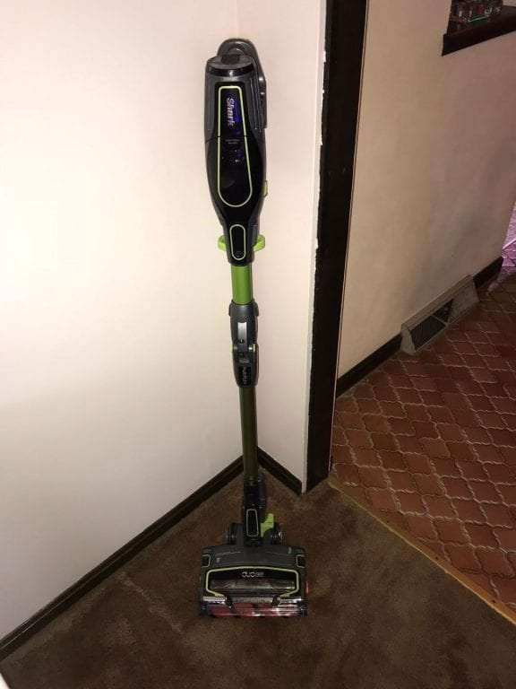 Shark Cordless Rechargeable Dual Sd Floor Carpet Sweeper