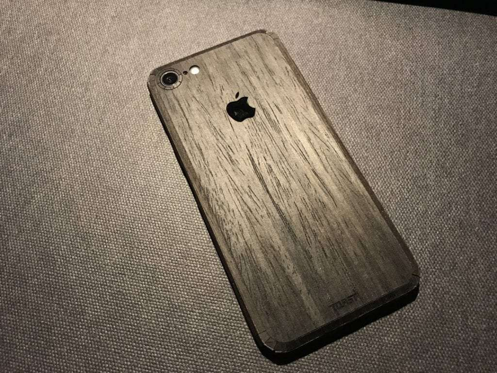 TOAST Wooden iPhone 7 Cover REVIEW