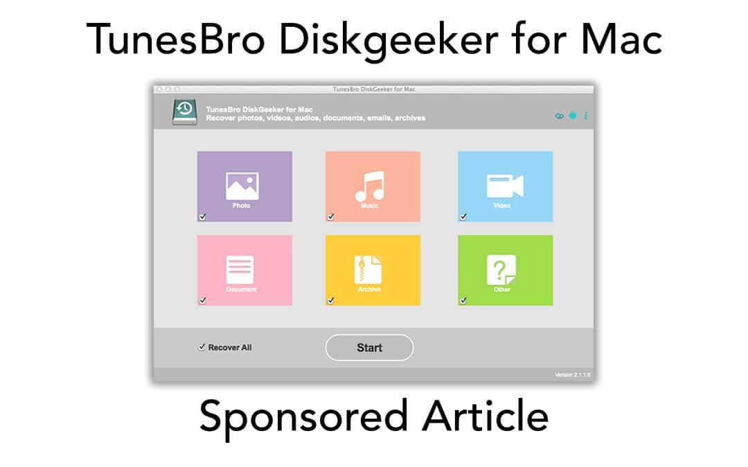 How to Recover Deleted Files on Mac With DiskGeeker for Mac