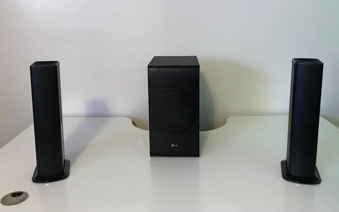 LG Sound Bar Flex REVIEW