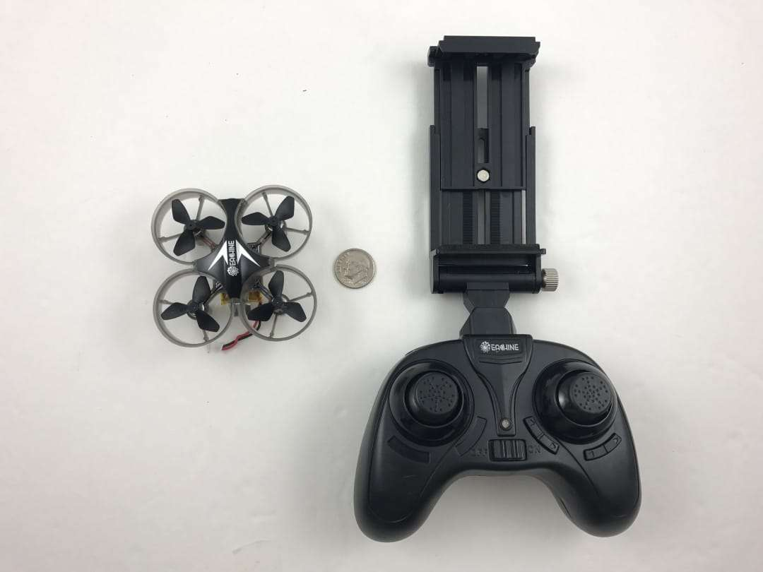 EACHINE quadcopter with controller