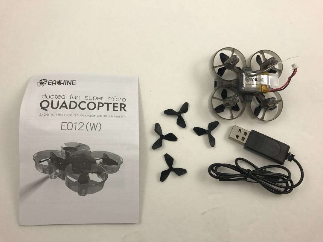 Eachine quadcopter accessories