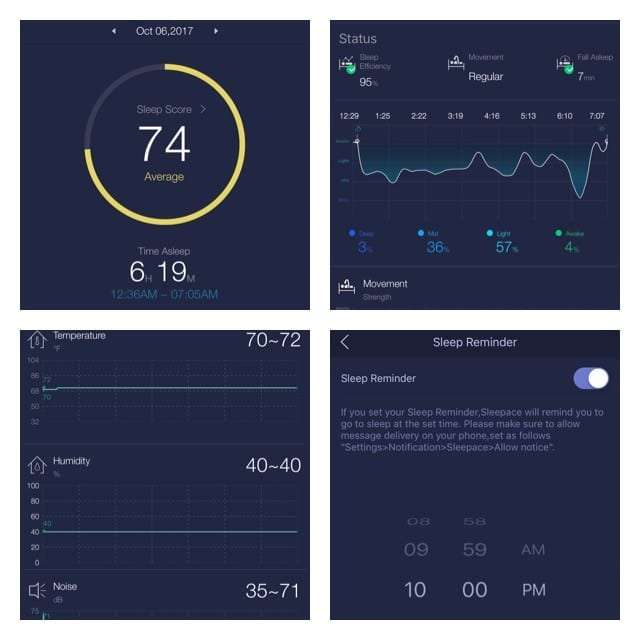 Sleepace App