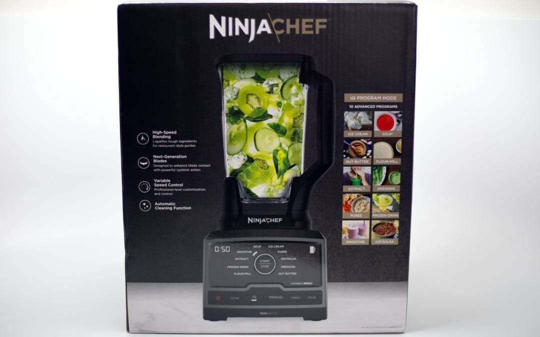 Ninja Chef Review