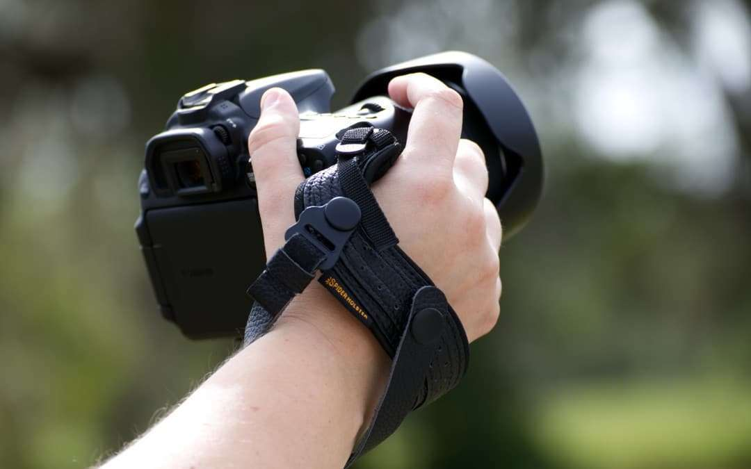 SpiderPro and SpiderLight Hand Straps REVIEW