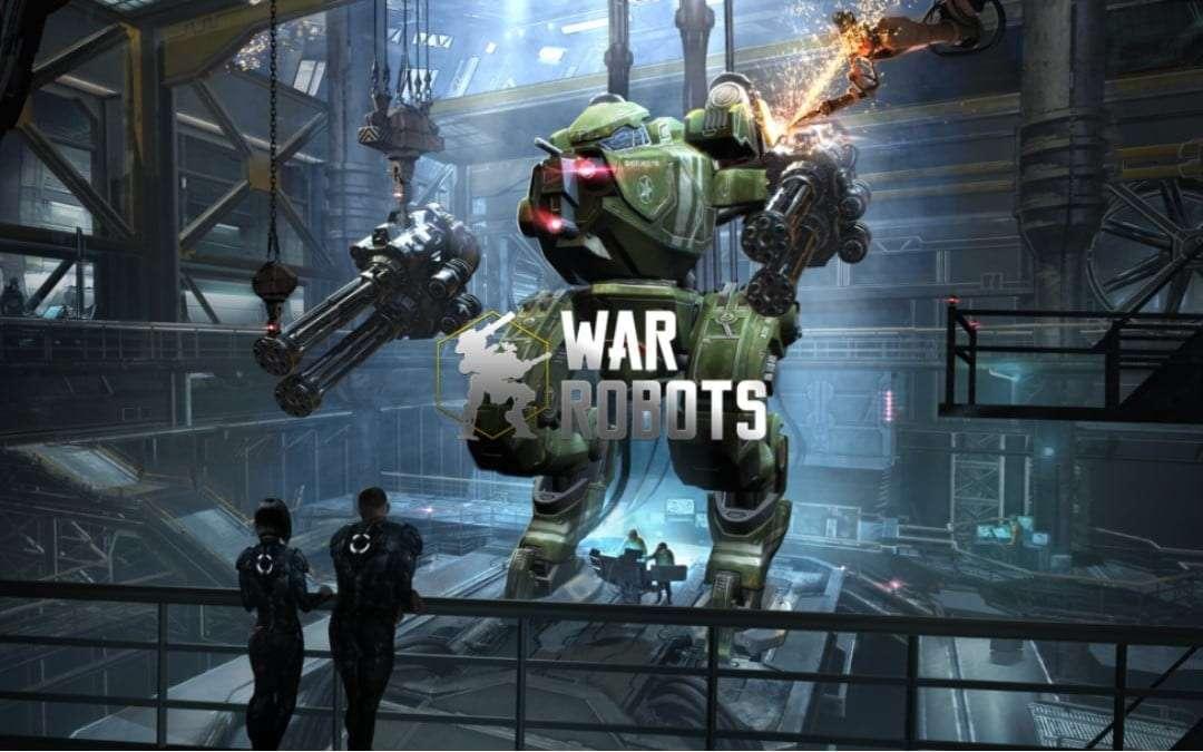 War Robots - Multi-Brawler Dream Hangar with the Best ...