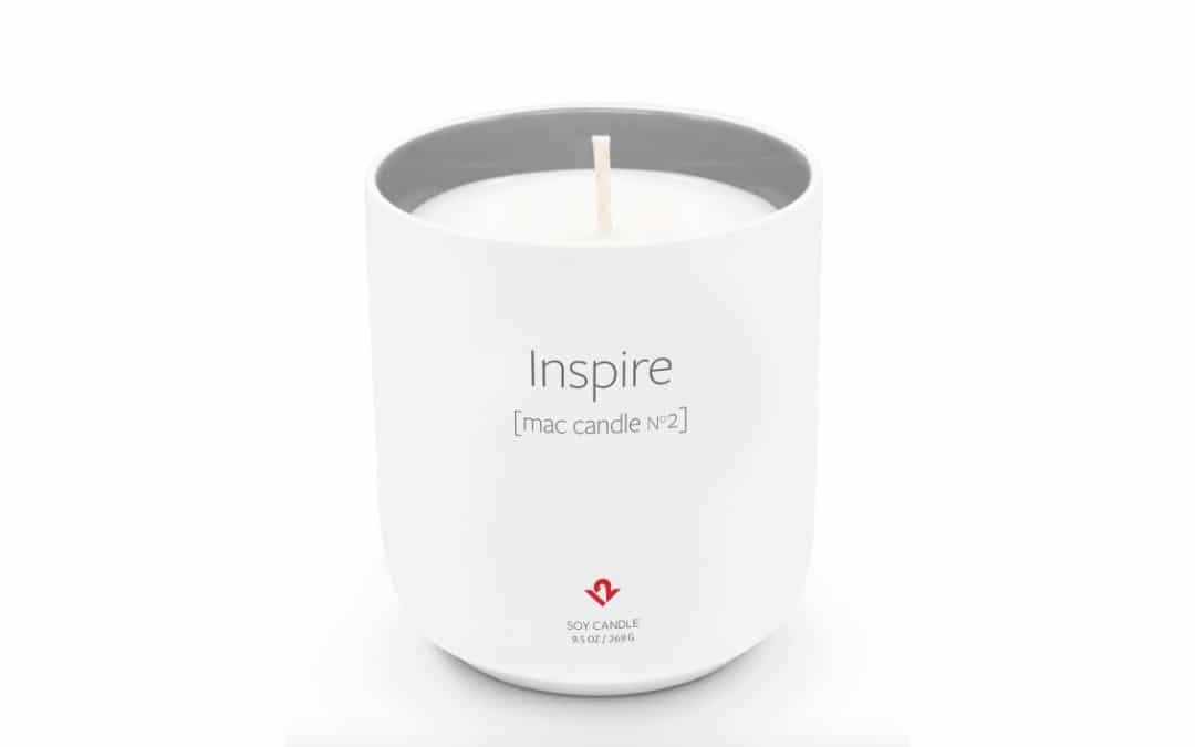 Twelve South Releases Mac Candle N°2 NEWS