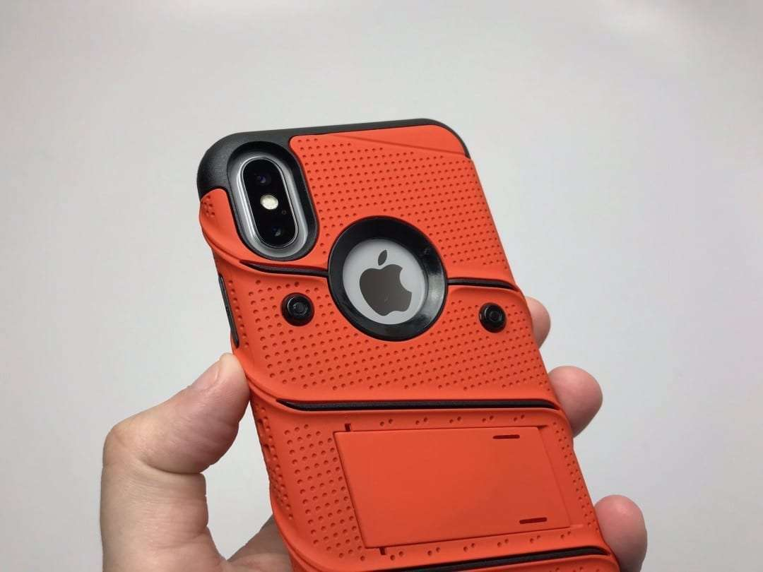 Zizo Bolt Case for Apple iPhone X REVIEW