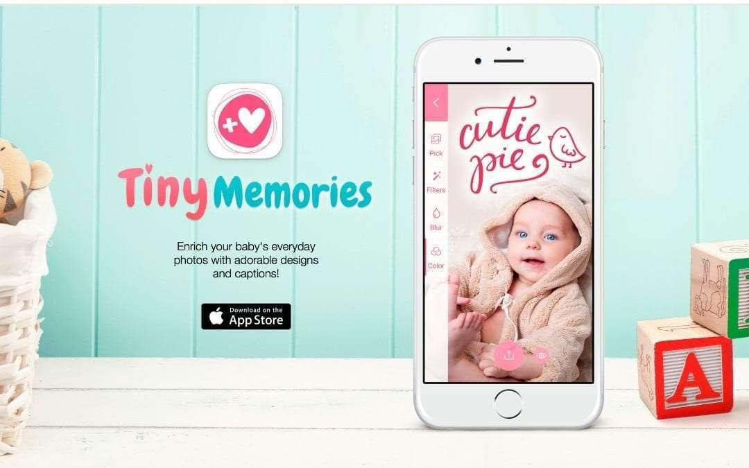 Tiny Memories iOS App REVIEW