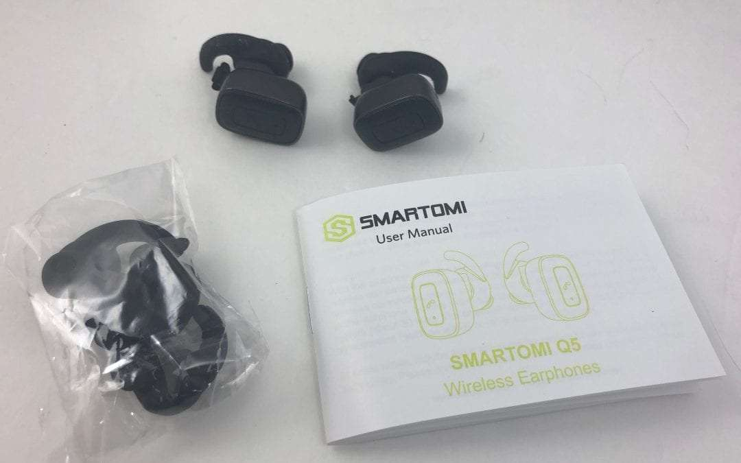Smartomi q5 wireless earphones - wireless earphones jaybird