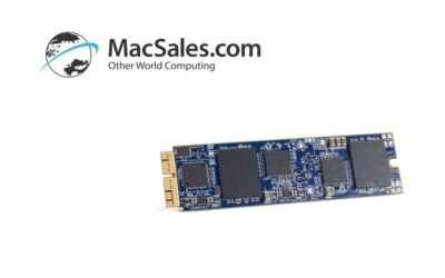 2.0TB OWC Aura Pro X SSD Flash Shipping Now NEWS