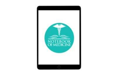 """Notebook of Medicine iOS App REVIEW """"We Share because we care."""""""
