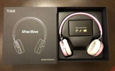 Tribit Xfree Move Over-ear Headphone REVIEW Prepare to be surprised