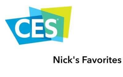 Nicks Top Three Favorites From CES 2018