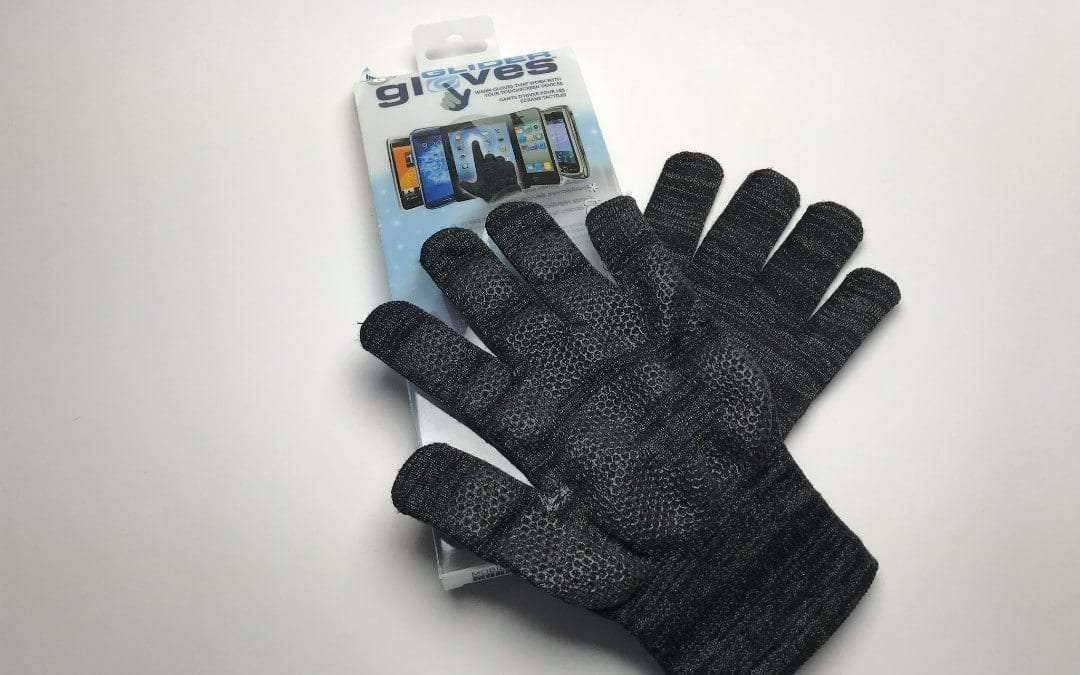 Glider Gloves Copper Infused Touch Screen Gloves REVIEW