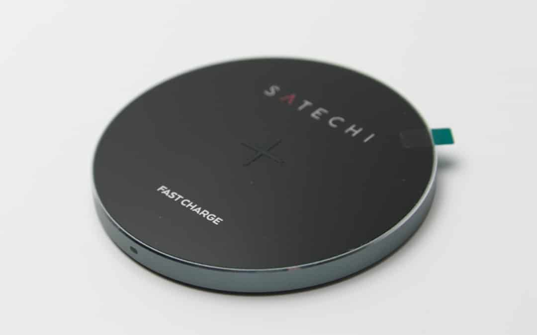 SATECHI Aluminum Wireless Charger REVIEW