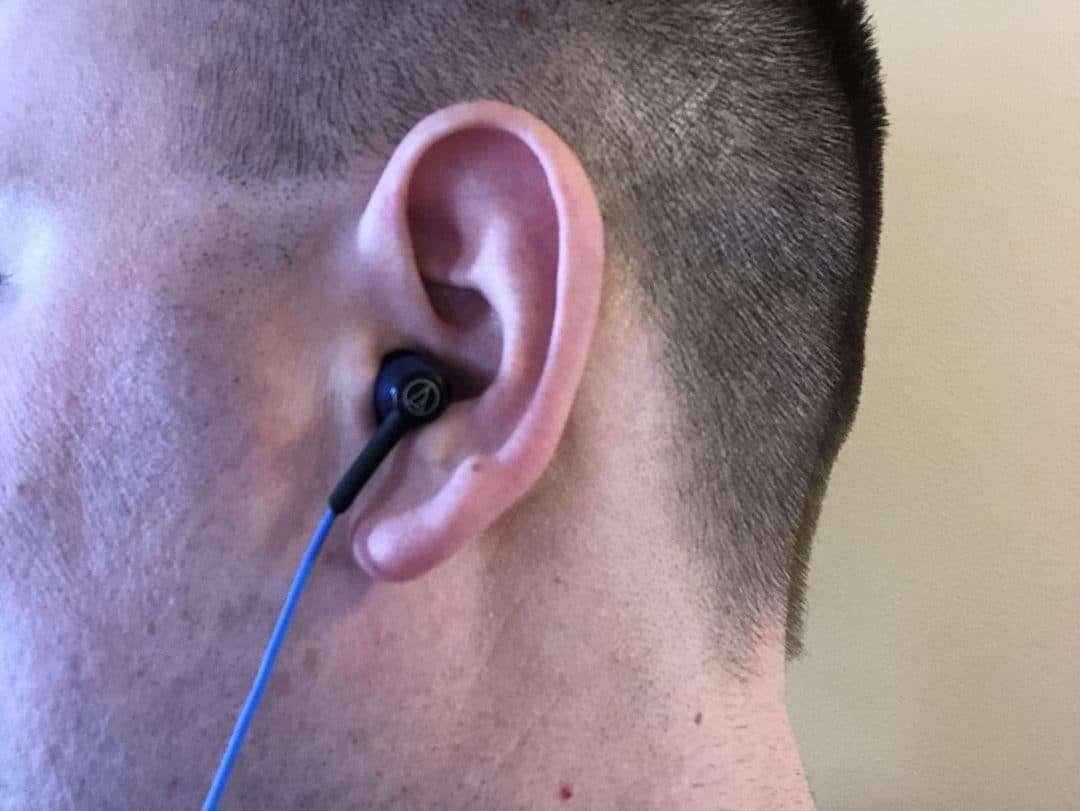 audio-technica in-ear