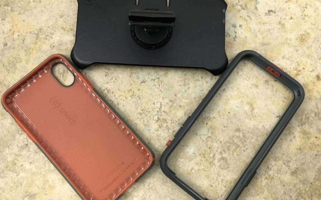 Speck Presidio Ultra for iPhone X REVIEW Modern Armor for your Modern Device