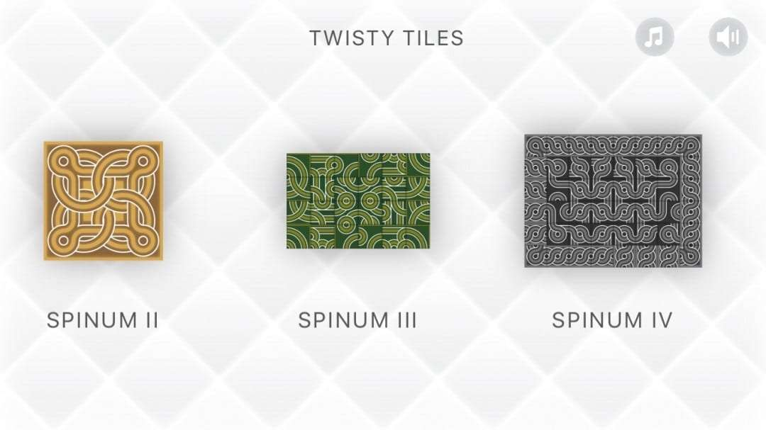 Twisty Tiles iOS Game REVIEW
