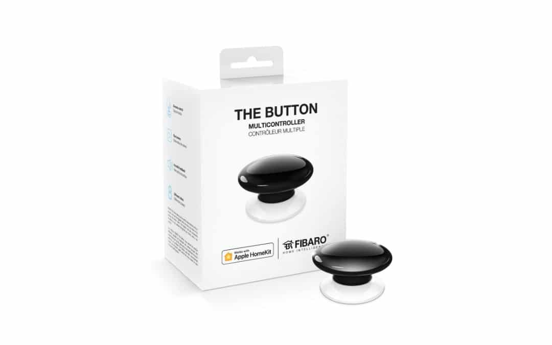 Fibaro HomeKit-Compatible One-Touch Scene Controller Announced at CES NEWS