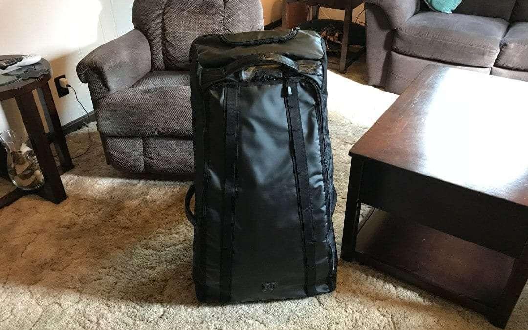 Douchebags Big Bastard 90L Rolling Duffle Bag REVIEW