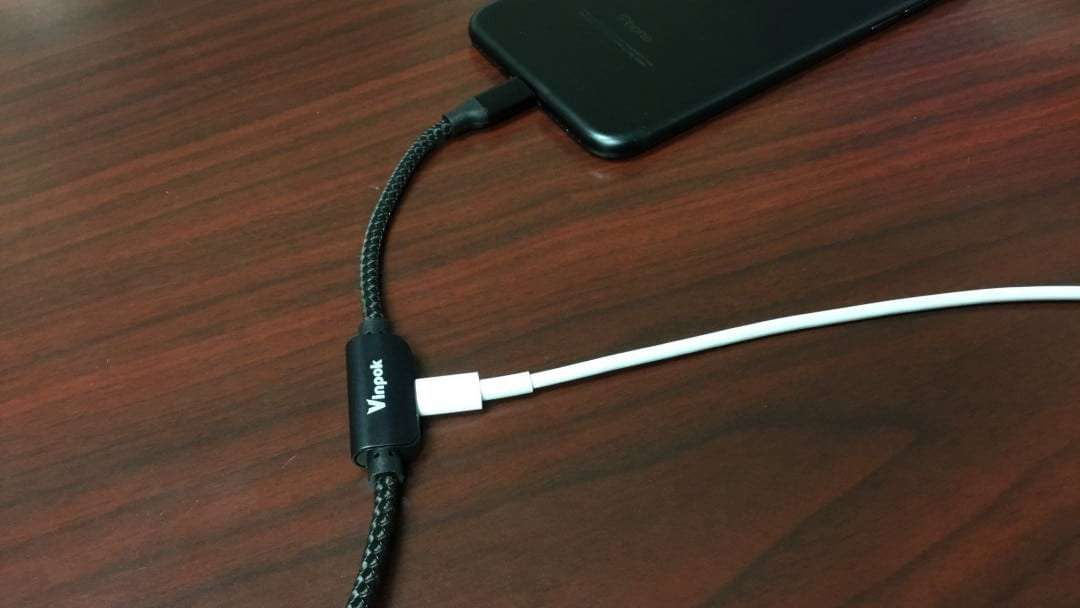 Vinpok Duo 2 Lightning Audio Transmitter and Charging Cable REVIEW
