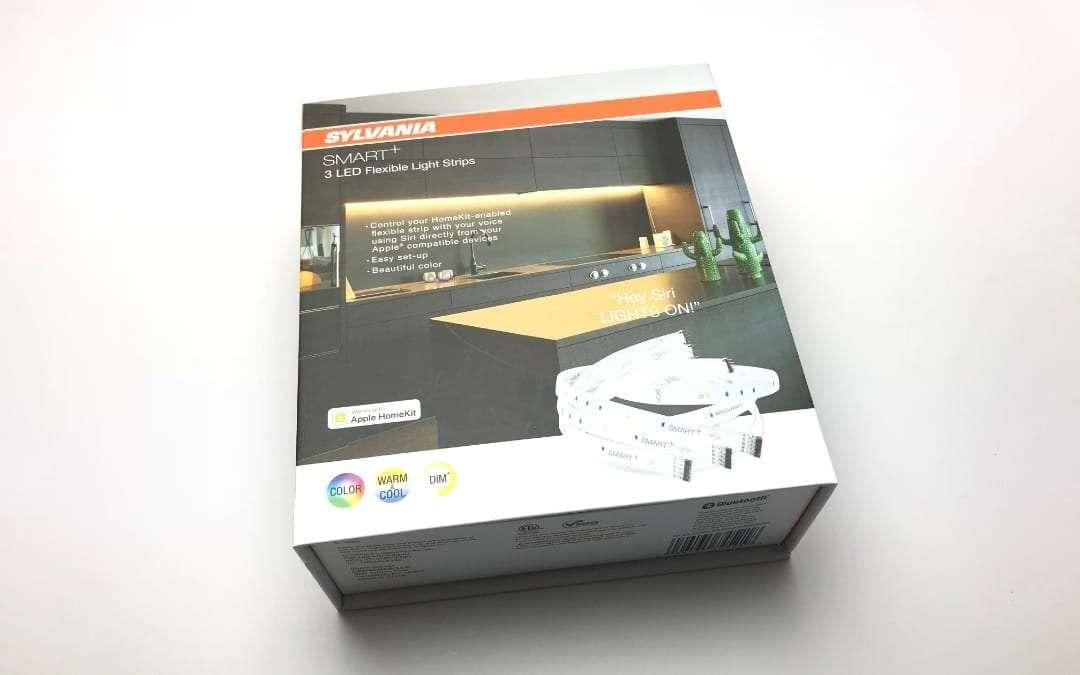 SYLVANIA SMART+ Apple HomeKit-Enabled Color Flex Strip REVIEW