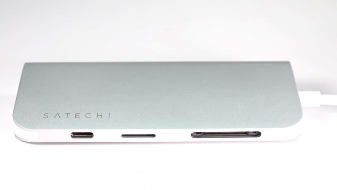 Satechi Type-C Multimedia Adapter REVIEW