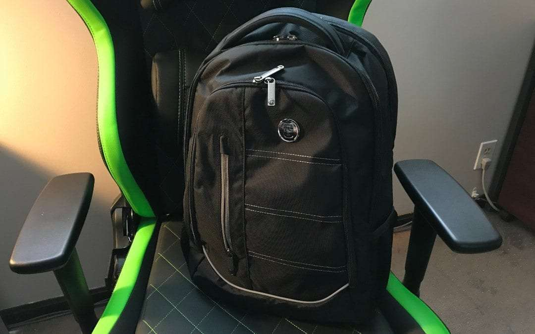 Swissdigital Mainframe Travel Business Backpack REVIEW