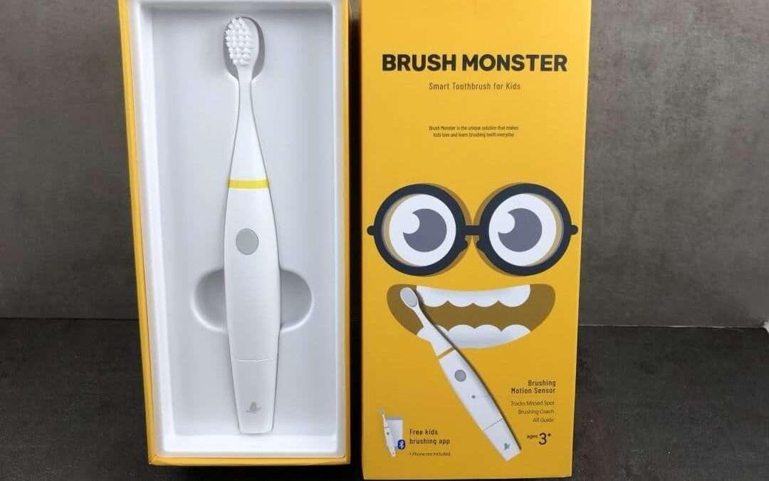 Brush Monster REVIEW AR Toothbrush for Kids