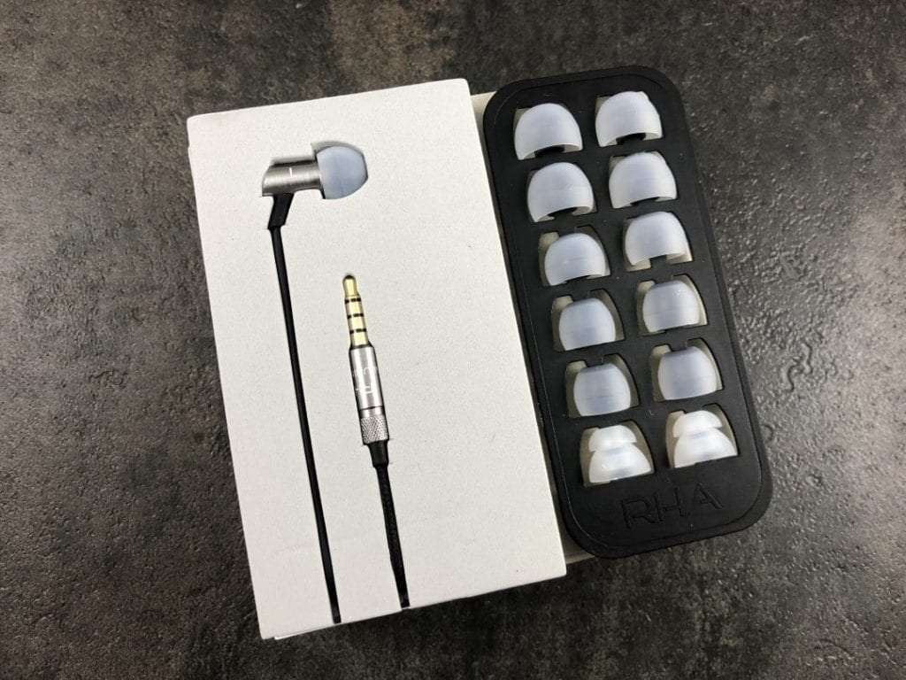 RHA S500 Wired Earphones REVIEW