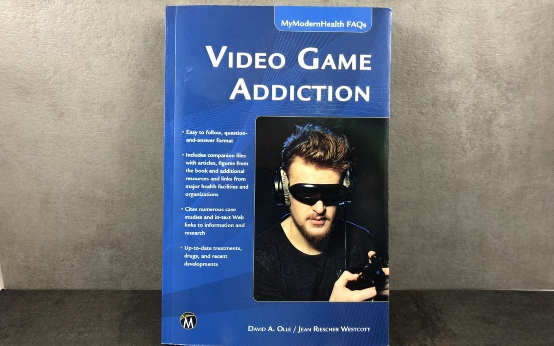 Video Game Addiction Book REVIEW Peek into the heart of the gamer