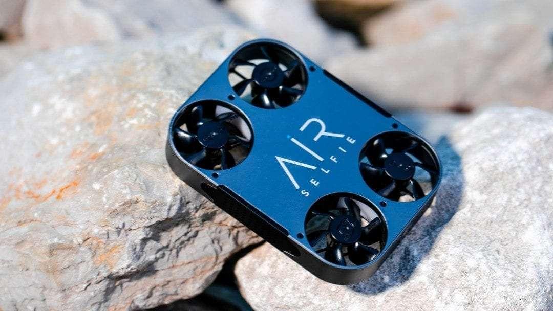 AirSelfie 2 Flying Selfie Drone REVIEW