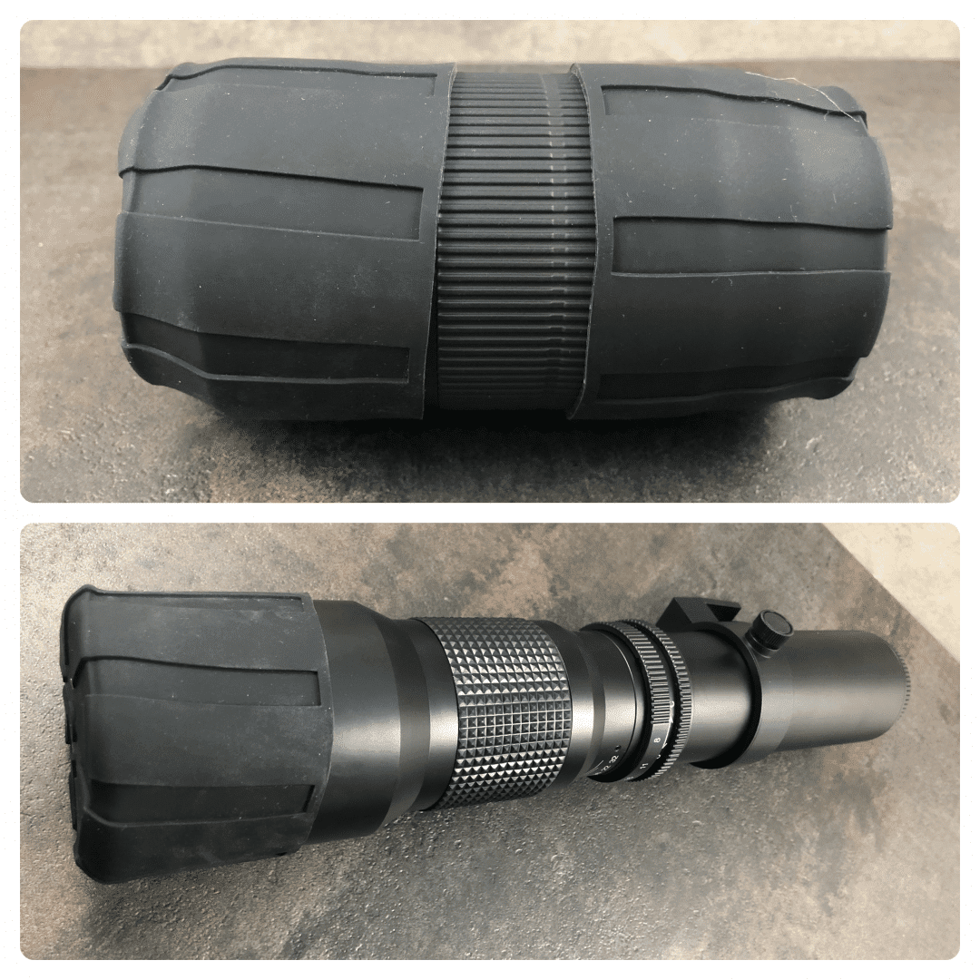 KUVRD Lens Cap