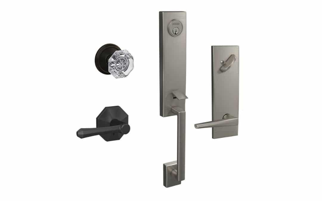 Schlage Introduces Custom Door Hardware NEWS