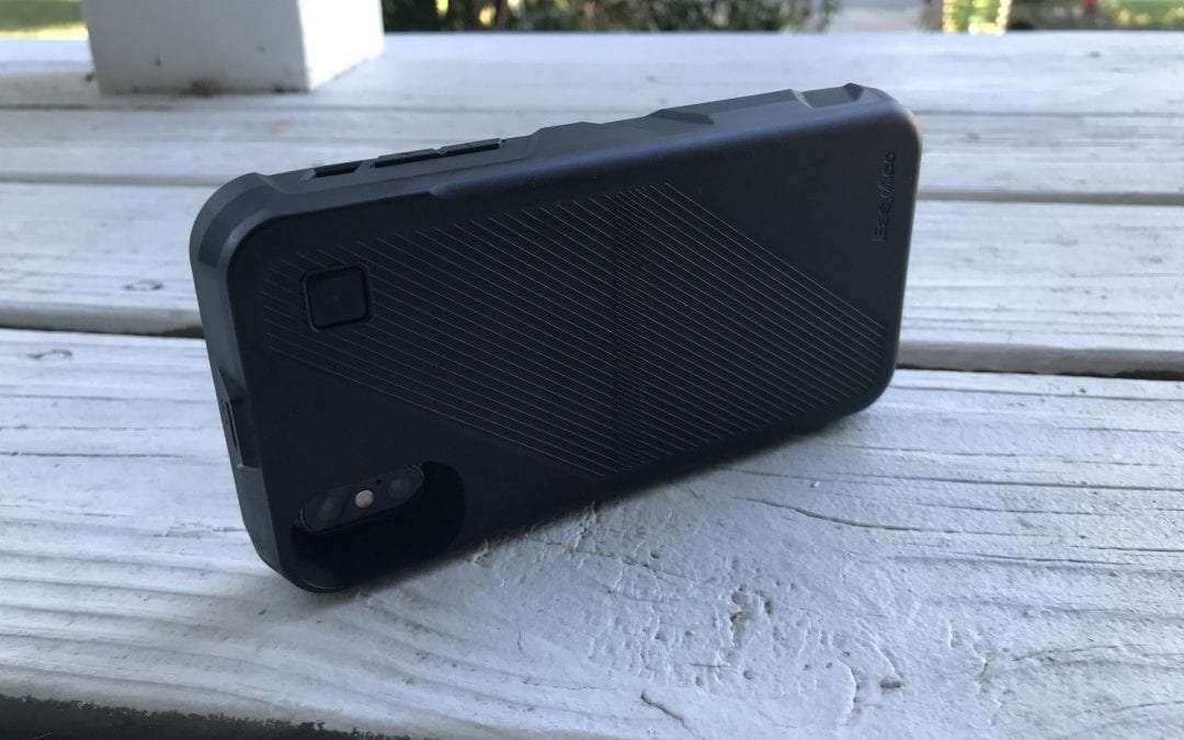 EasyAcc Wireless Charging Case for iPhone X REVIEW