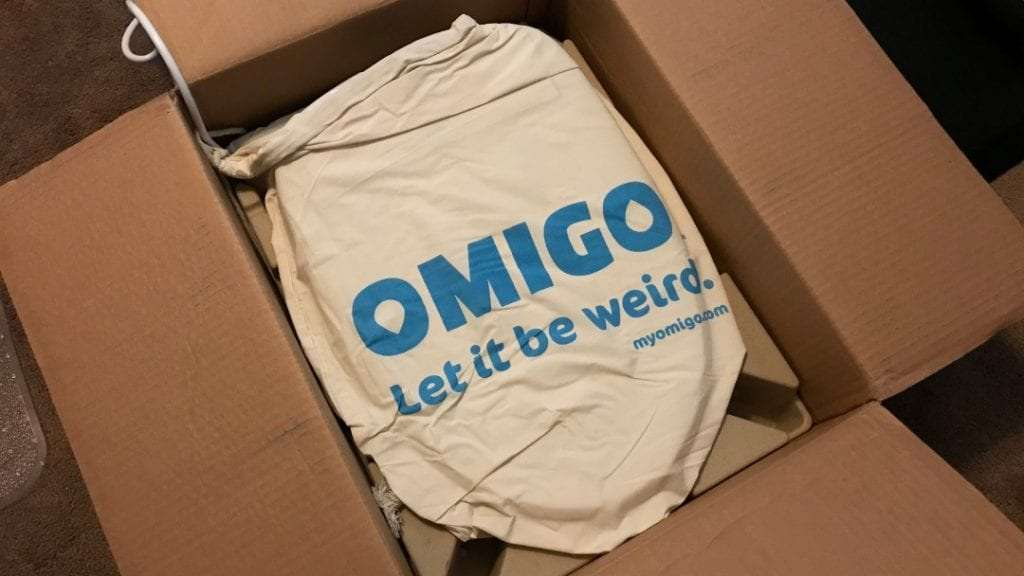 Omigo Toilet Seat from the Future REVIEW
