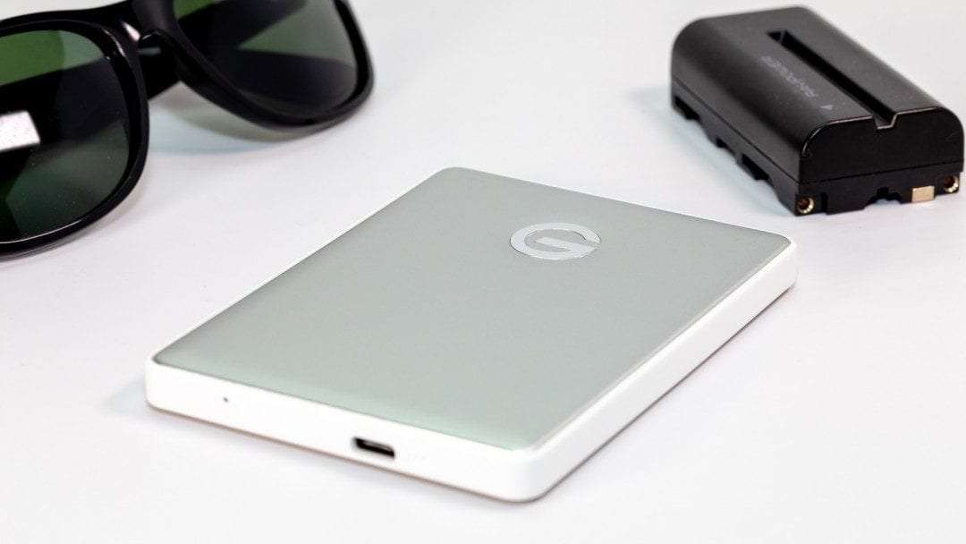 G-Drive Mobile USB-C 2nd Generation Hard Drive REVIEW